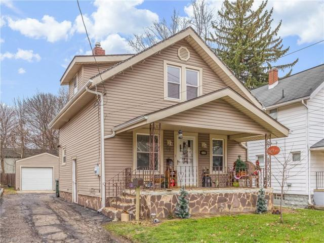 99 Mitchell St, Barberton, OH 44203 (MLS #4056853) :: RE/MAX Edge Realty
