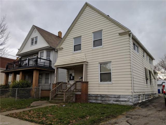 4207 Bush Ave, Cleveland, OH 44109 (MLS #4056933) :: RE/MAX Edge Realty
