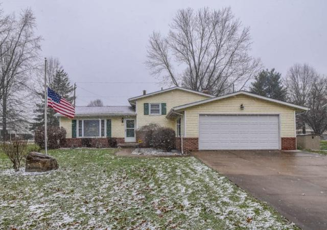 2137 Zircon St NE, Canton, OH 44721 (MLS #4056962) :: The Kaszyca Team