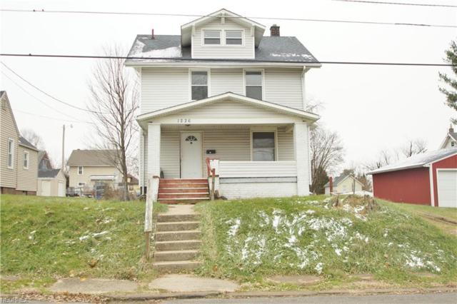 1226 Shriver Ave NE, Canton, OH 44705 (MLS #4057086) :: The Crockett Team, Howard Hanna