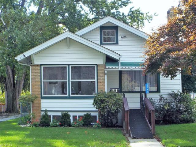 4966 Barrie St NW, Canton, OH 44708 (MLS #4057167) :: RE/MAX Edge Realty