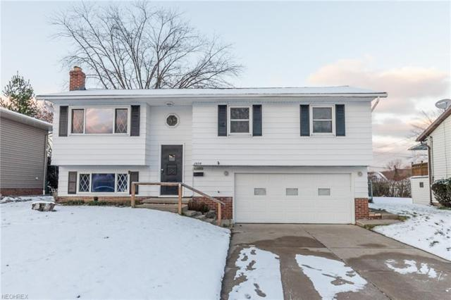 2608 Nottingham Dr, Parma, OH 44134 (MLS #4057269) :: The Crockett Team, Howard Hanna