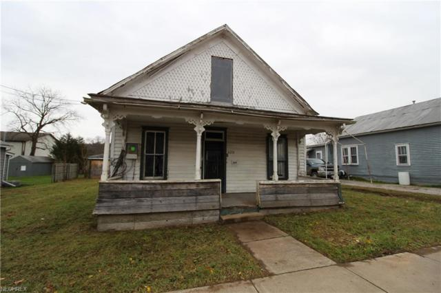 677 Court St, Elizabeth, WV 26143 (MLS #4057357) :: RE/MAX Valley Real Estate