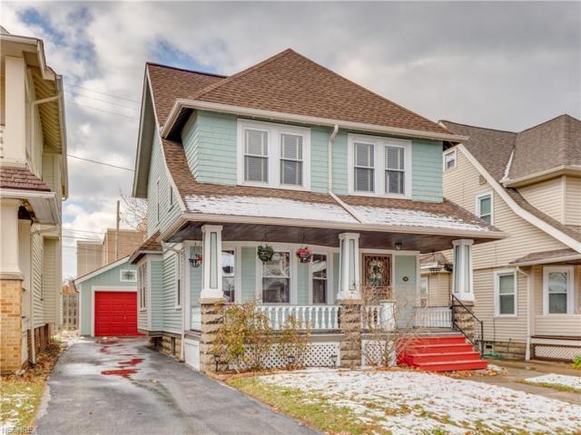1386 Lakewood Ave, Lakewood, OH 44107 (MLS #4057405) :: RE/MAX Valley Real Estate