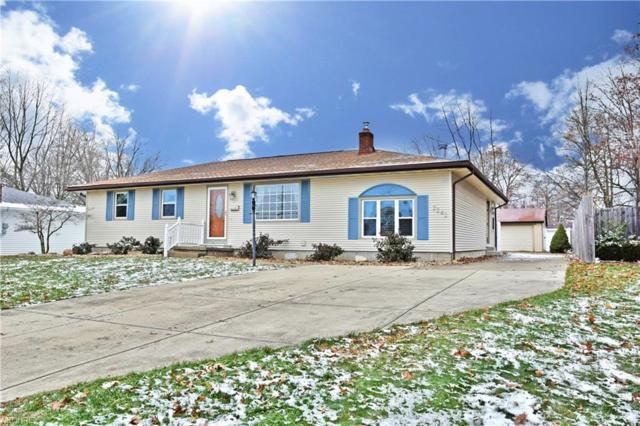 2242 Breezewood Dr, Austintown, OH 44515 (MLS #4057497) :: RE/MAX Valley Real Estate