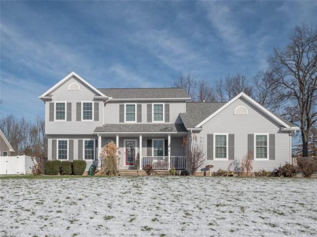 1160 Hampton Place, Salem, OH 44460 (MLS #4057508) :: RE/MAX Valley Real Estate