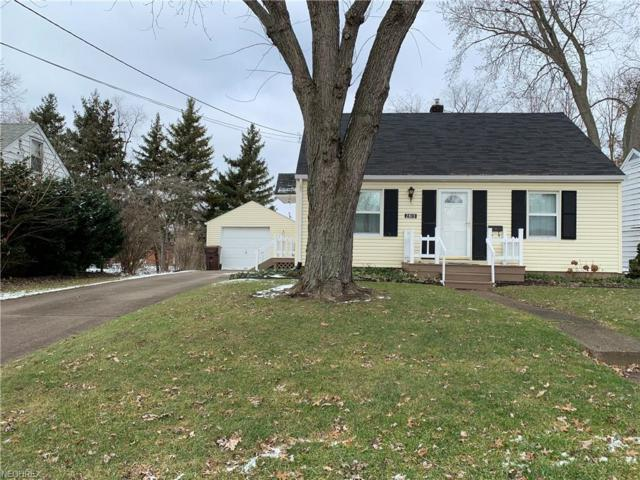 2813 33rd St NE, Canton, OH 44705 (MLS #4057520) :: RE/MAX Valley Real Estate