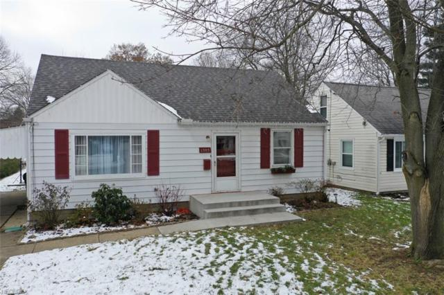 1385 Lipton Ave SW, North Canton, OH 44720 (MLS #4057596) :: RE/MAX Edge Realty