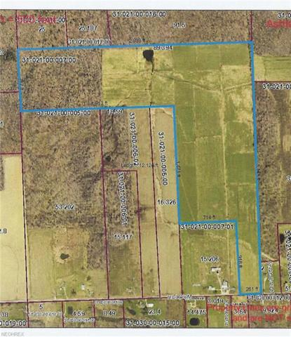 VL Hilldom Rd, Kingsville, OH 44048 (MLS #4057602) :: RE/MAX Edge Realty