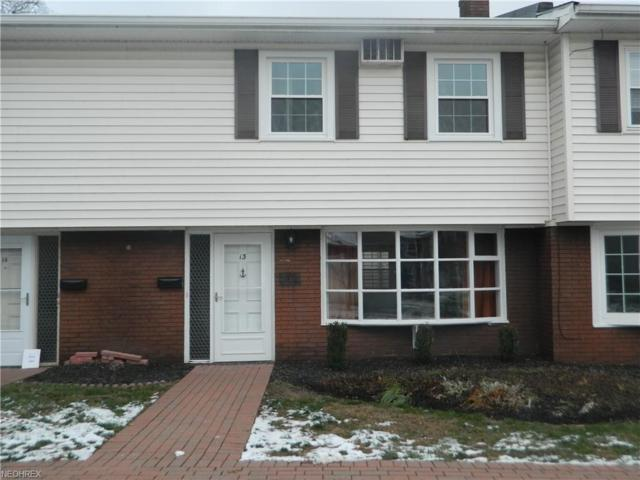 11 Meadowlawn Dr #13, Mentor, OH 44060 (MLS #4057890) :: RE/MAX Edge Realty