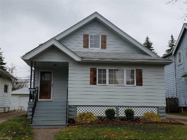 4904 E 84th St, Garfield Heights, OH 44125 (MLS #4057912) :: The Crockett Team, Howard Hanna