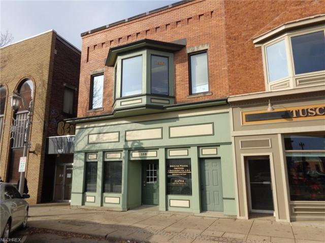 158 N Broadway, New Philadelphia, OH 44663 (MLS #4058067) :: RE/MAX Valley Real Estate