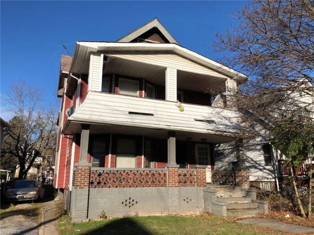 10101 Hilgert Dr, Cleveland, OH 44104 (MLS #4058092) :: RE/MAX Edge Realty
