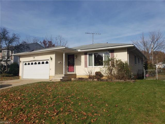 14341 Rochelle Dr, Maple Heights, OH 44137 (MLS #4058120) :: RE/MAX Valley Real Estate