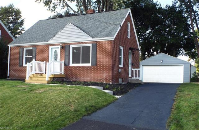 3021 Patton Pl NW, Canton, OH 44708 (MLS #4058182) :: RE/MAX Edge Realty