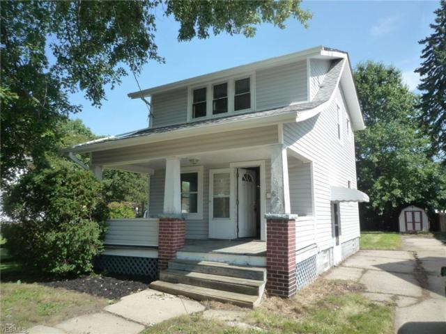 821 Damon St, Akron, OH 44310 (MLS #4058343) :: RE/MAX Edge Realty