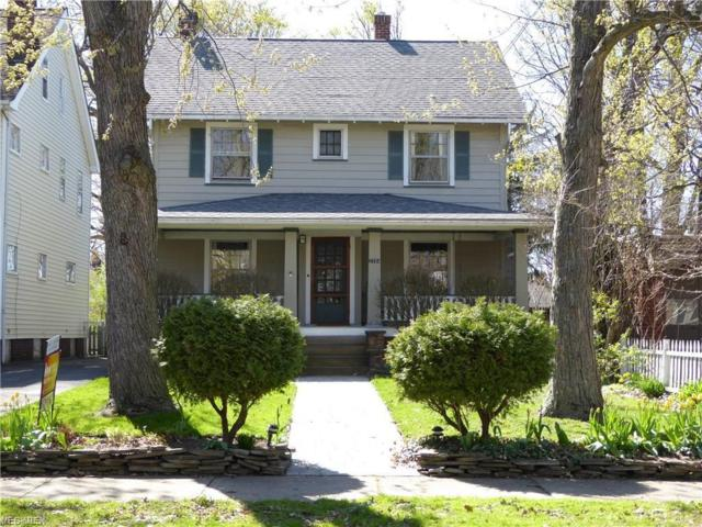 2164 Cottage Grove Dr, Cleveland Heights, OH 44118 (MLS #4058647) :: The Crockett Team, Howard Hanna