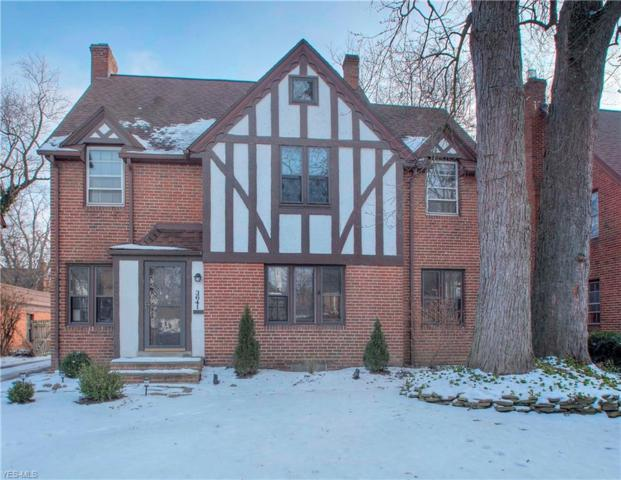 3641 Sutherland Rd, Shaker Heights, OH 44122 (MLS #4058777) :: RE/MAX Edge Realty
