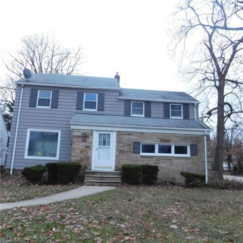 1350 Worton Blvd, Mayfield Heights, OH 44124 (MLS #4058830) :: The Crockett Team, Howard Hanna