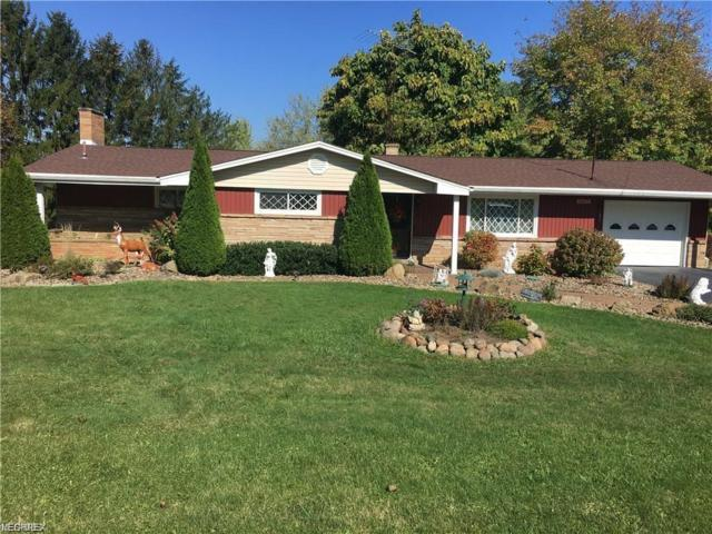 50568 Calcutta Smiths Ferry Rd, East Liverpool, OH 43920 (MLS #4058911) :: RE/MAX Edge Realty