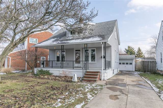 1533 Crestwood Rd, Mayfield Heights, OH 44124 (MLS #4059018) :: The Crockett Team, Howard Hanna