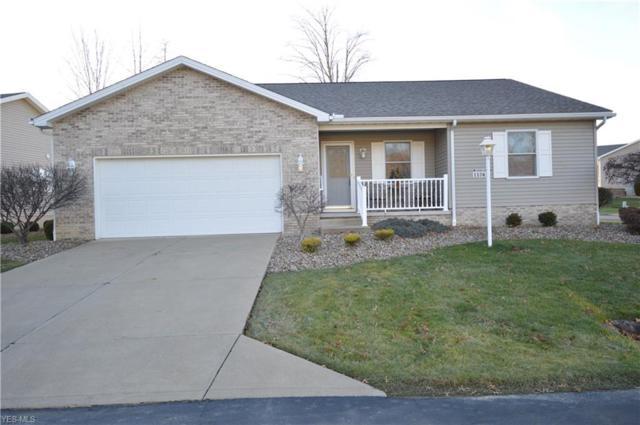 1136 Taylor Ln #25, Mineral Ridge, OH 44440 (MLS #4059054) :: RE/MAX Edge Realty