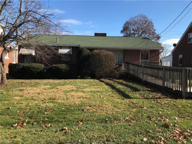 122 Woodlawn Ave NW, Canton, OH 44708 (MLS #4059075) :: RE/MAX Valley Real Estate