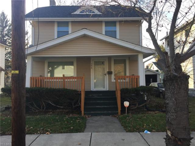 596 Hoye Avenue, Akron, OH 44320 (MLS #4059714) :: RE/MAX Valley Real Estate