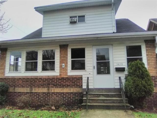 1420 Orchard Ave, Steubenville, OH 43952 (MLS #4059920) :: RE/MAX Edge Realty