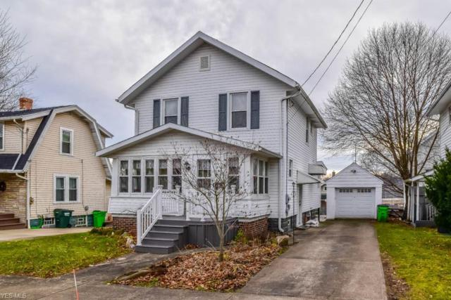 264 Huron St, Barberton, OH 44203 (MLS #4059930) :: RE/MAX Edge Realty