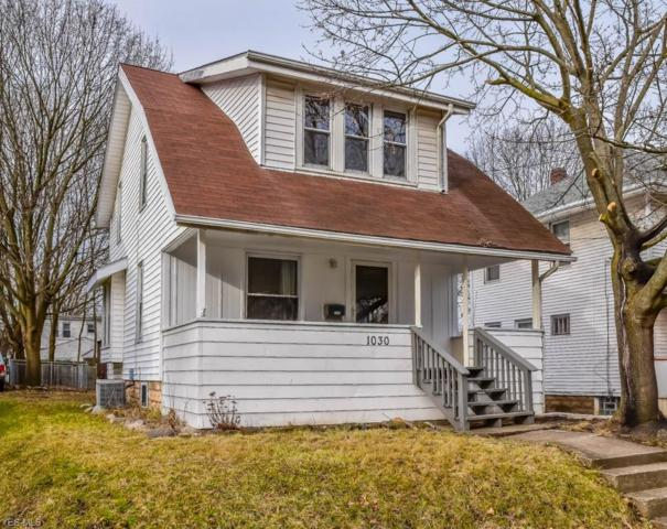 1030 Pitkin Ave, Akron, OH 44310 (MLS #4059992) :: RE/MAX Edge Realty