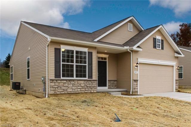 248 Oakview Cir, Tallmadge, OH 44278 (MLS #4060279) :: Keller Williams Chervenic Realty