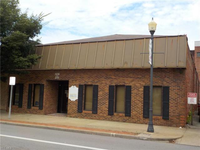309-311 Main St, Zanesville, OH 43701 (MLS #4060408) :: RE/MAX Edge Realty