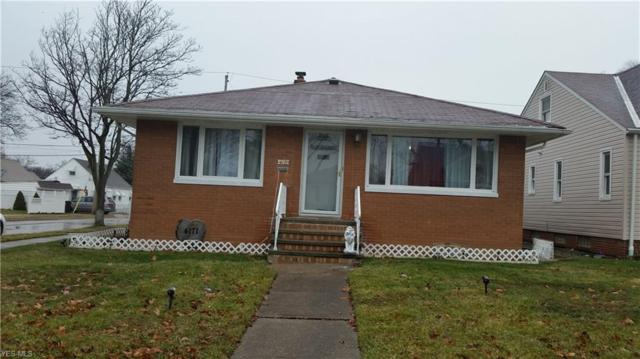 4171 W 59th St, Cleveland, OH 44144 (MLS #4060645) :: RE/MAX Edge Realty