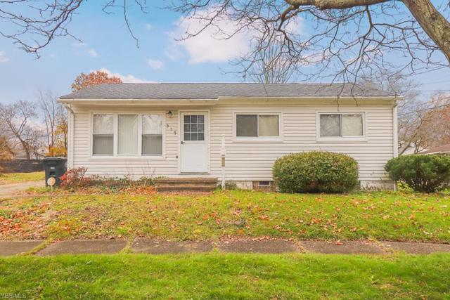 915 Stanwood Ave, Akron, OH 44314 (MLS #4060739) :: RE/MAX Edge Realty