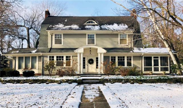 2238 Devonshire Dr, Cleveland Heights, OH 44106 (MLS #4060827) :: RE/MAX Edge Realty