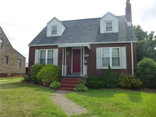 400 Wilshire Blvd, Steubenville, OH 43952 (MLS #4061082) :: RE/MAX Edge Realty