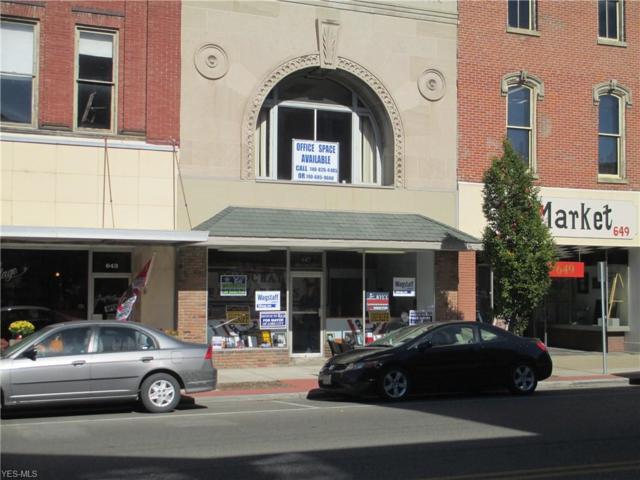 647-U Wheeling Ave, Cambridge, OH 43725 (MLS #4061323) :: RE/MAX Edge Realty