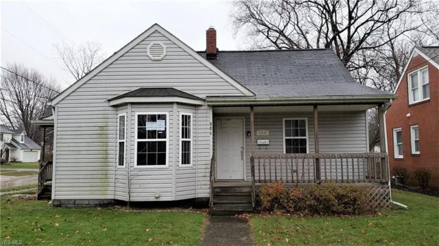 886 Hine Ave, Painesville, OH 44077 (MLS #4061334) :: RE/MAX Edge Realty