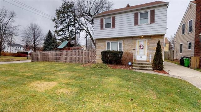 280 E 193rd St, Euclid, OH 44119 (MLS #4061502) :: RE/MAX Edge Realty