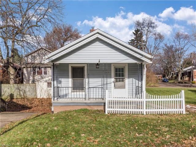 1825 Hillcrest Rd NW, Canton, OH 44709 (MLS #4061641) :: RE/MAX Edge Realty
