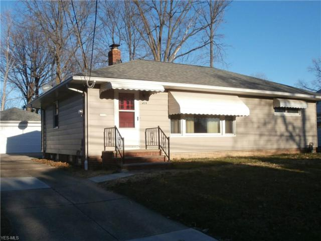 409 E 317th St, Willowick, OH 44095 (MLS #4061656) :: RE/MAX Edge Realty