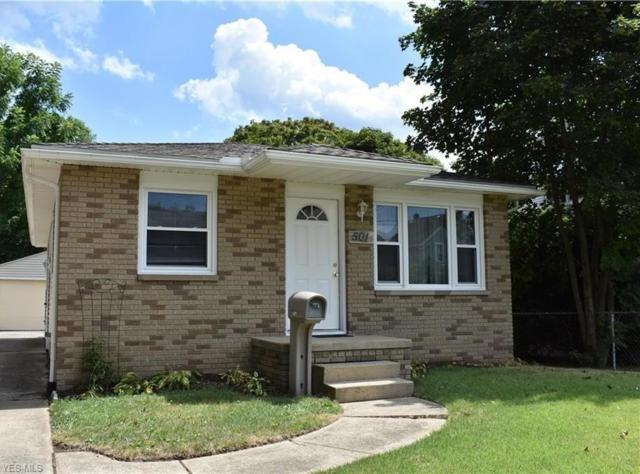 501 Sieber Ave, Akron, OH 44312 (MLS #4061775) :: RE/MAX Edge Realty