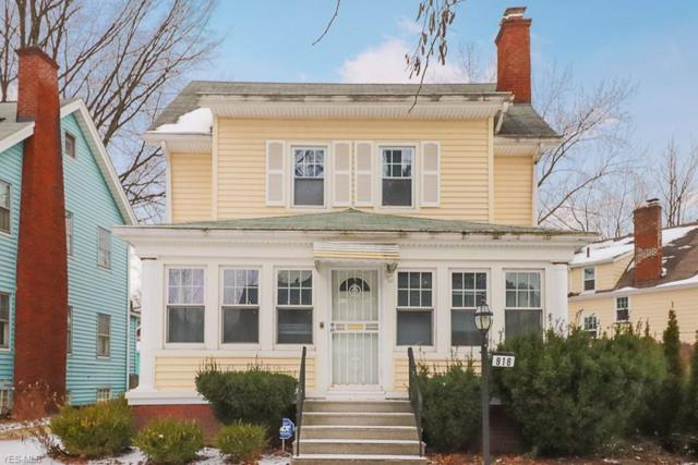 916 Whitby Rd, Cleveland Heights, OH 44112 (MLS #4061799) :: RE/MAX Edge Realty