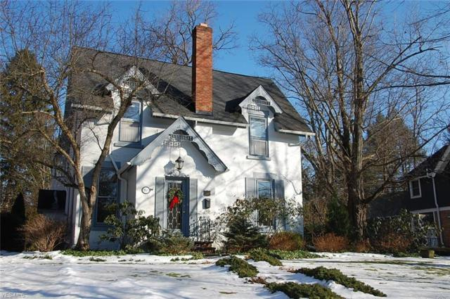 165 S Franklin St, Chagrin Falls, OH 44022 (MLS #4061806) :: RE/MAX Edge Realty