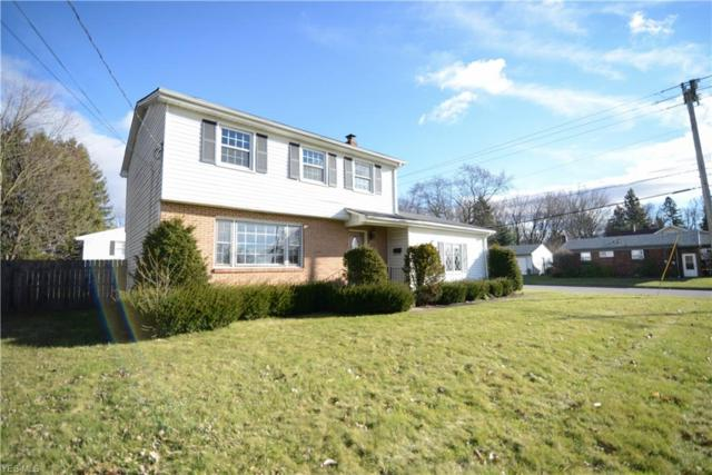 205 Struthers Liberty Rd, Campbell, OH 44405 (MLS #4061892) :: RE/MAX Edge Realty