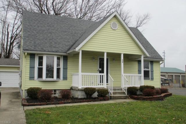 184 Warden Ave, Elyria, OH 44035 (MLS #4061907) :: RE/MAX Edge Realty