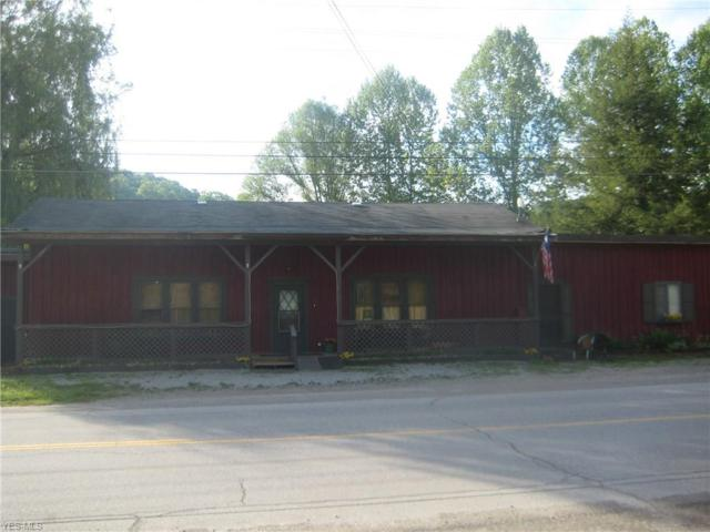 133 Washington Ave, Ellenboro, WV 26346 (MLS #4062392) :: RE/MAX Edge Realty