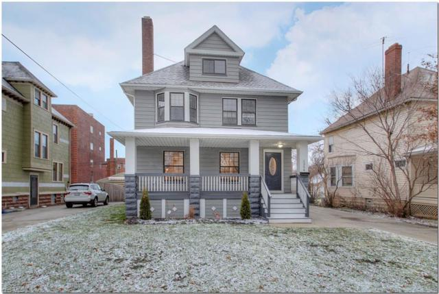 1354 Giel Ave, Lakewood, OH 44107 (MLS #4062838) :: RE/MAX Edge Realty