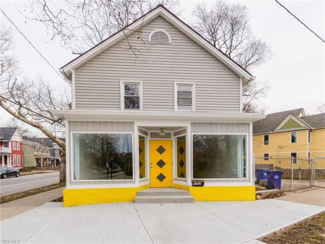 4302 John Ave, Cleveland, OH 44113 (MLS #4062886) :: RE/MAX Edge Realty